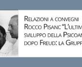 """13/03/13 – Rocco Pisani """"L'ultimo sviluppo della Psicoanalisi dopo Freud: la Gruppoanalisi"""""""