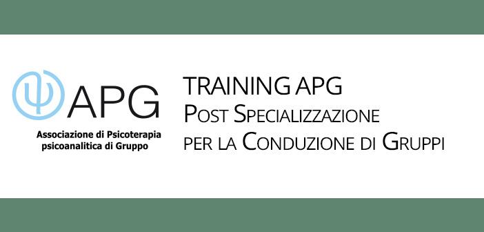Training Apg post specializzazione per la conduzione di gruppi