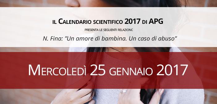 Mercoledì 25 gennaio 2017 – Calendario Scientifico 2017
