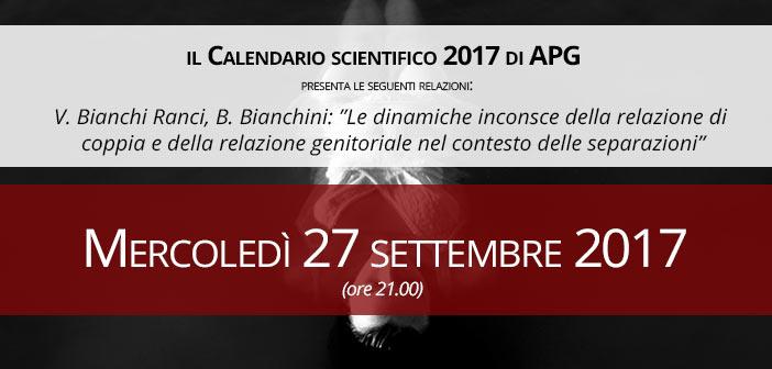 27 settembre 2017 - Incontro APG