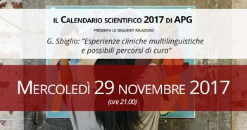 Incontri APG Milano - psicoterapia psicoanalisi di gruppo a Milano