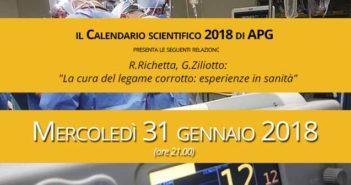 Mercoledì 31 gennaio 2018 – Calendario Scientifico 2018