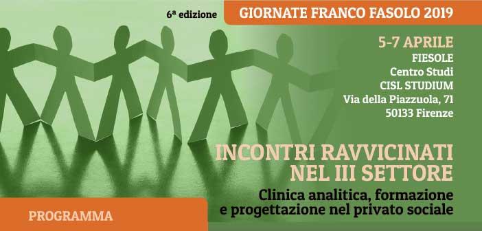 GIORNATE FRANCO FASOLO 2019