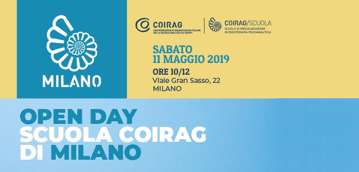 Open Day Coirag 2019