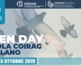 OPEN DAY SCUOLA COIRAG DI MILANO – 5 ottobre 2019