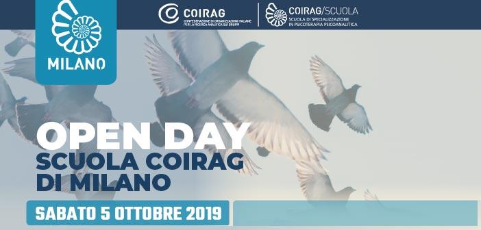 Open Day COIRAG MILANO 2019