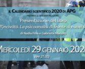 """29-01-2020 """"Il disagio dell'inciviltà. La psicoanalisi di fronte ai nuovi scenari sociali"""" di Nadia Fina e Gabriella Mariotti"""