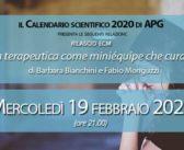 """19-02-2020 """"La coppia terapeutica come miniéquipe che cura la coppia"""" di Barbara Bianchini e Fabio Monguzzi"""
