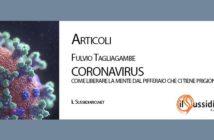 CORONAVIRUS/ Come liberare la mente dal Pifferaio che ci tiene progionieri? Pubblicazione: 01.04.2020 - Fulvio Tagliagambe